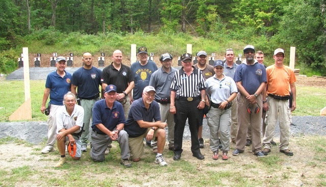 Good looking group of shooters from a 2014 match